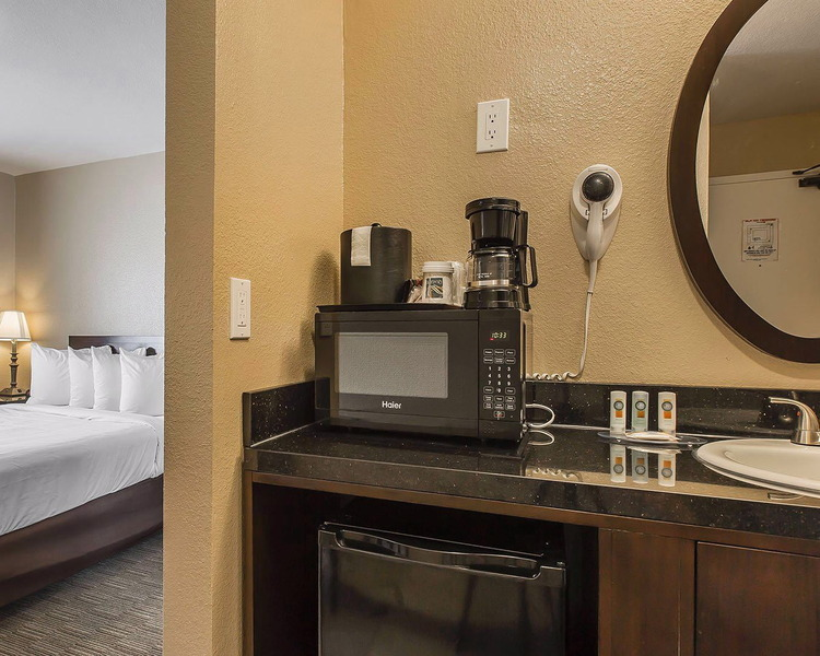 Room Quality Inn San Diego Downtown North