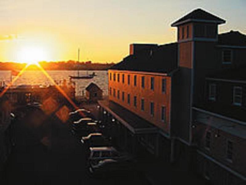General view Bristol Harbor Inn