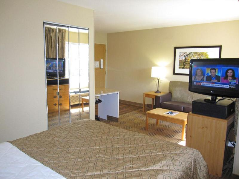 General view Extended Stay America - San Jose - Airport