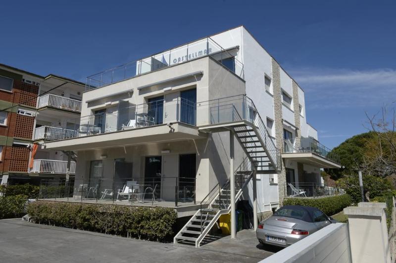 General view Apartamentos Castellmar
