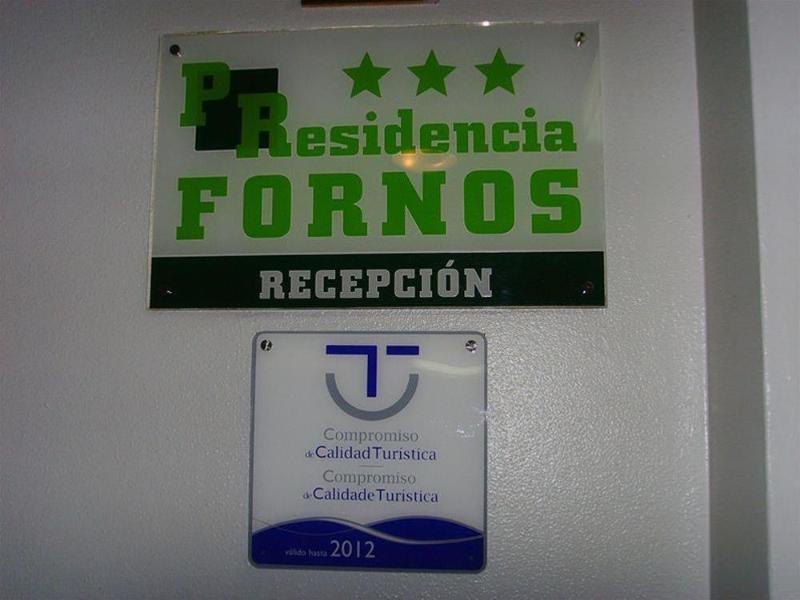 General view Pension Residencia Fornos