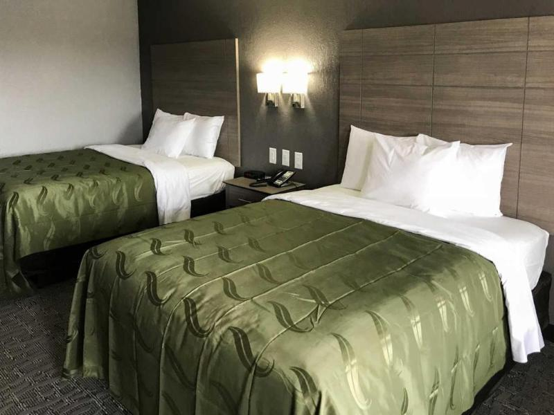 Room Quality Inn I-10 East Near At&t Center