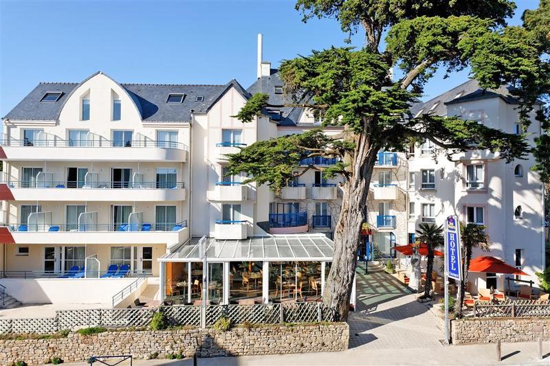 General view Best Western Plus Celtique Hotel & Spa