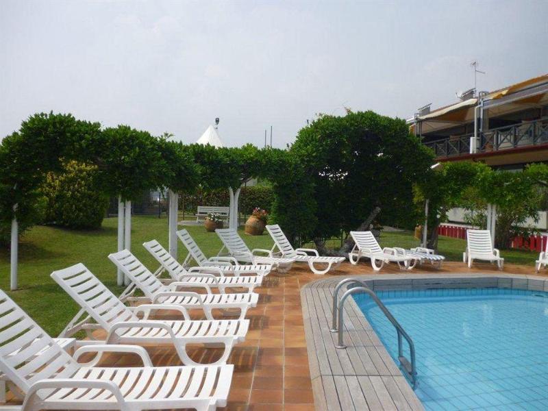 General view Hotel Marina Uno