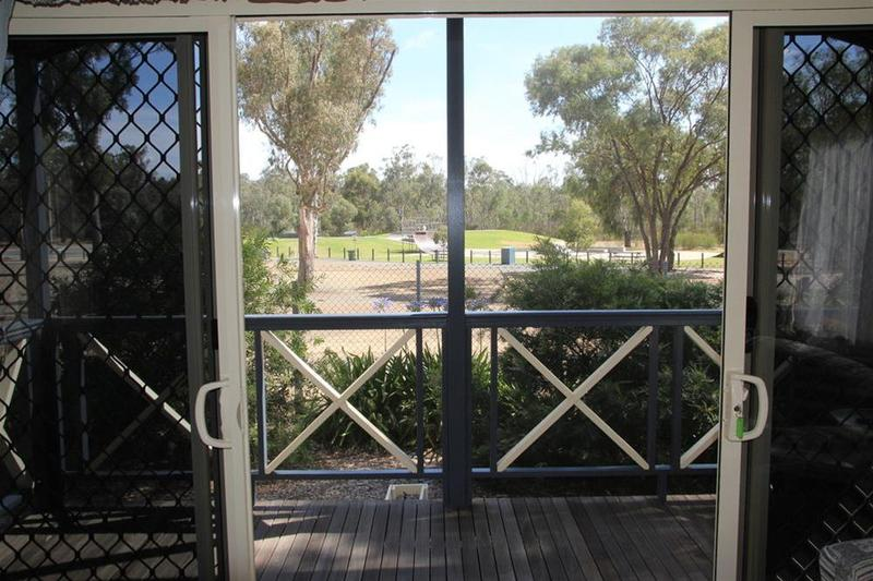 General view Murray River Holiday Park