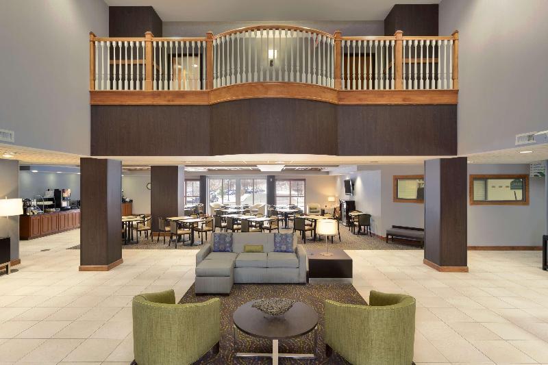 Lobby Wingate By Wyndham Sylvania/toledo