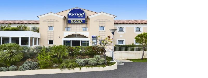 General view Kyriad Frejus Centre - Saint Raphael