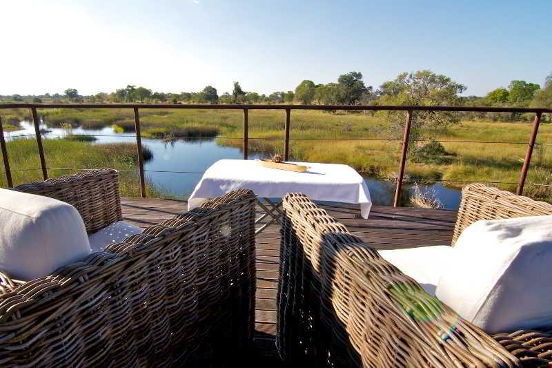 General view Nkasa Lupala Tented Lodge