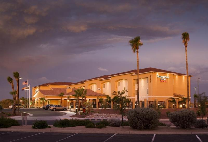 General view Towneplace Suites Tucson Airport
