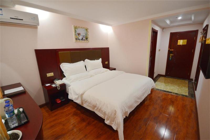 Room Greentree Inn Taizhou East Meilan Road Hotel