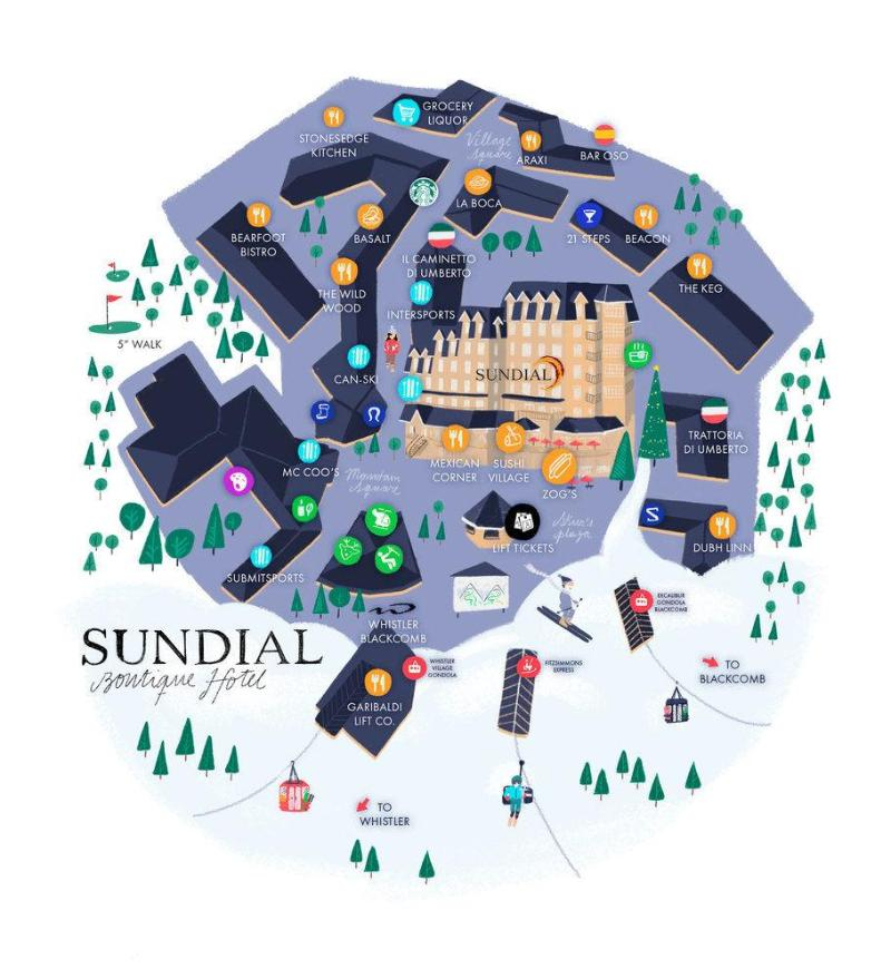General view Sundial Boutique Hotel