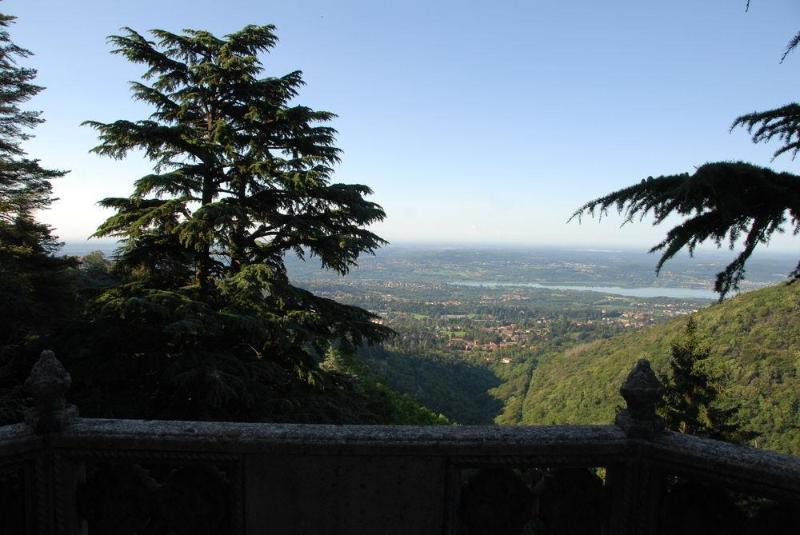 General view Il Parco E Gli Affreschi