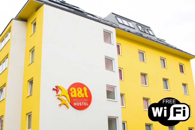 General view A&t Holiday Hostel Wien