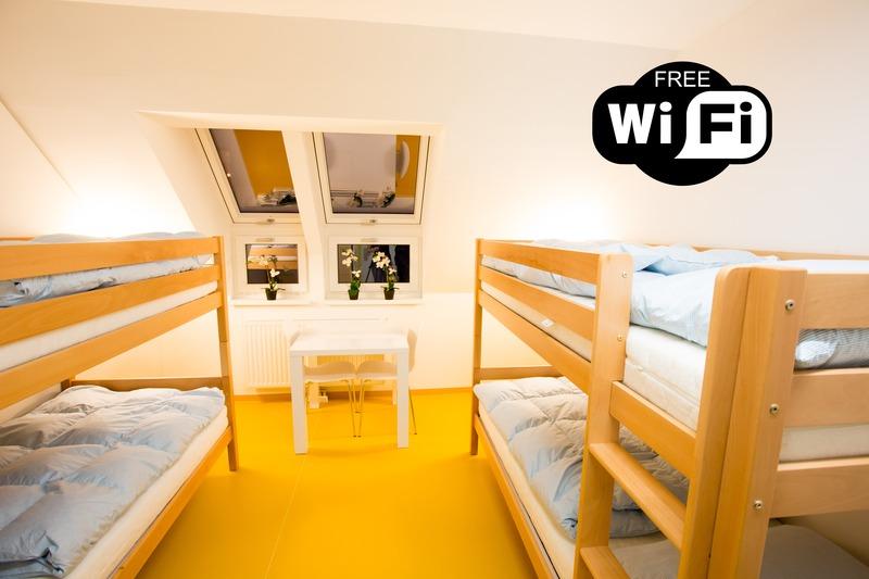 Room A&t Holiday Hostel Wien