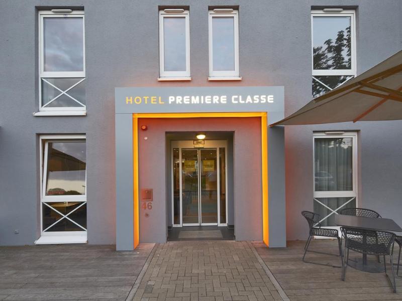 General view Motel One Schweinfurt