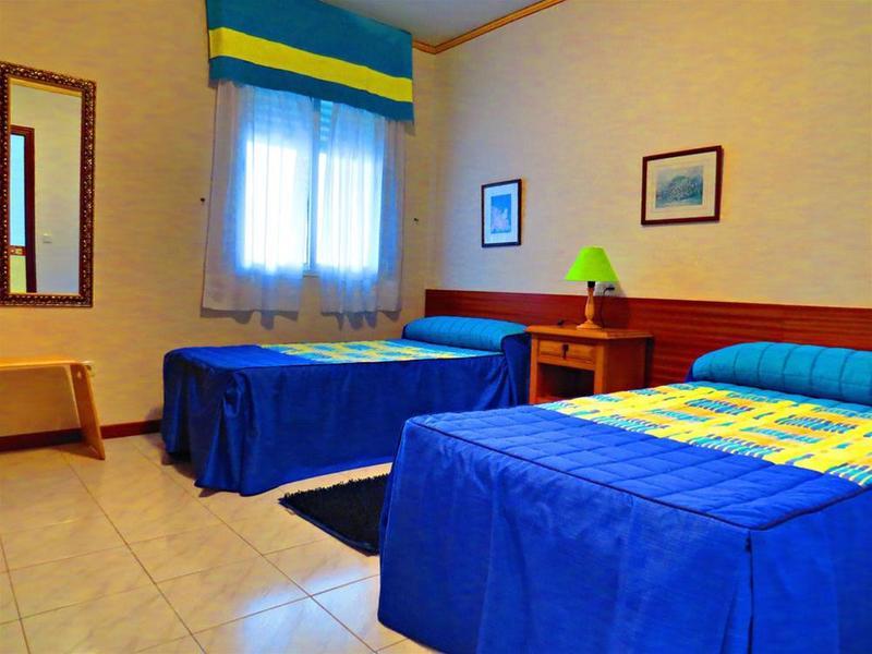 General view Apartamentos Park Raxó