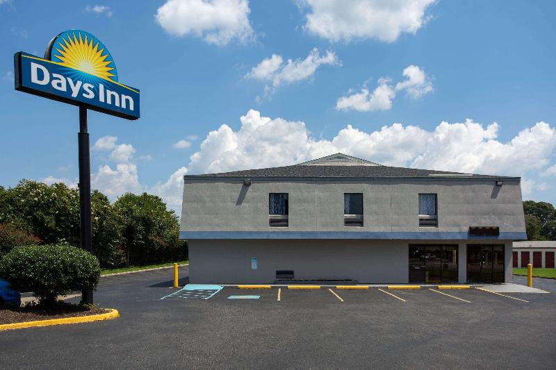 General view Days Inn By Wyndham Chesapeake