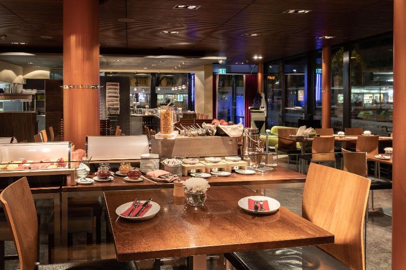 Best Western Spirgarten Hotel - Restaurant - 12