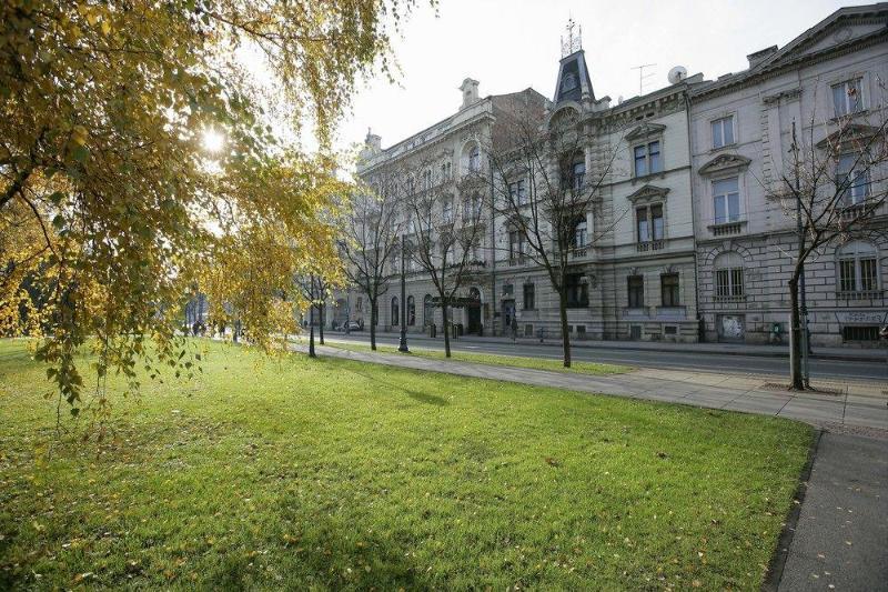 Palace Hotel Zagreb - Hotel - 0