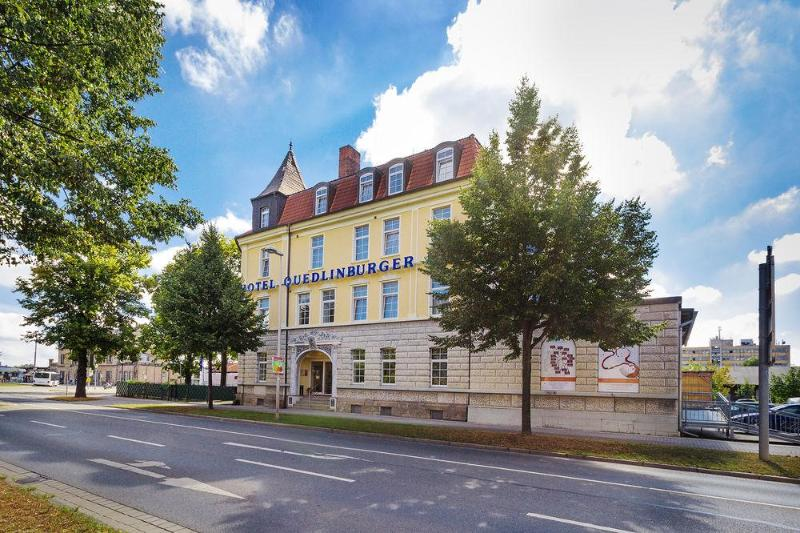General view Quedlinburger Hof