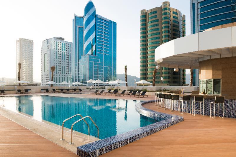 General view Aparthotel Adagio Fujairah