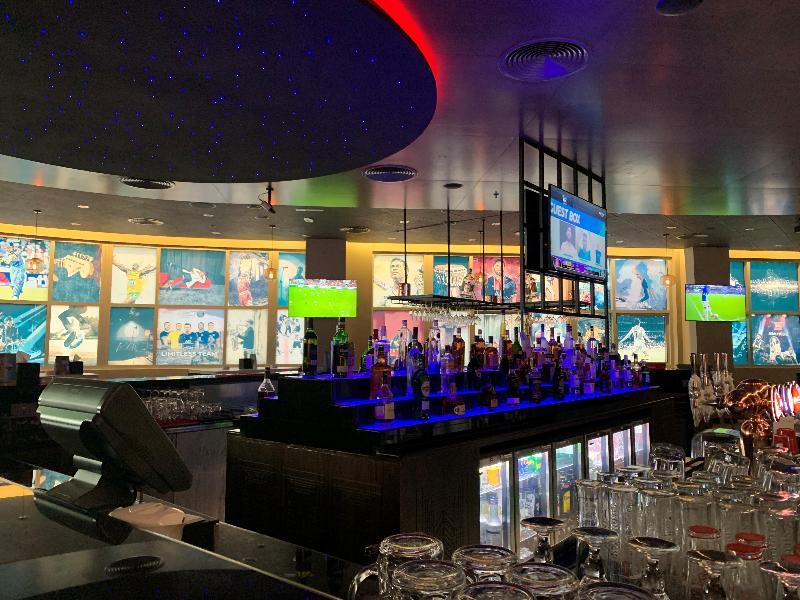 Bar Aparthotel Adagio Fujairah