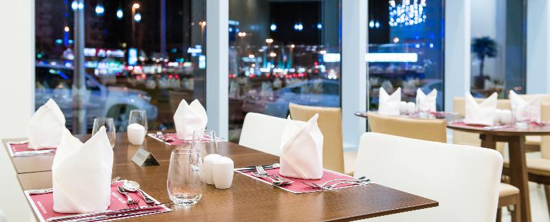 Restaurant Aparthotel Adagio Fujairah