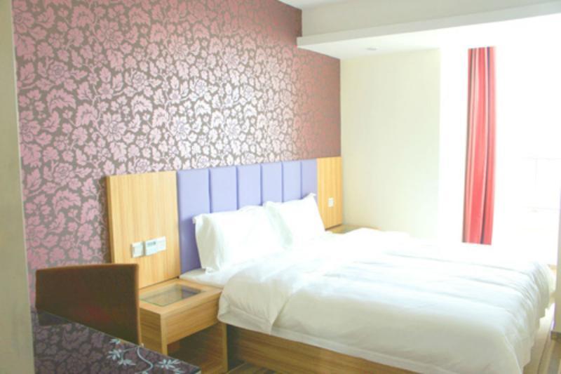 Shanshui Trends Hotel Liyuan Branch In Beijing