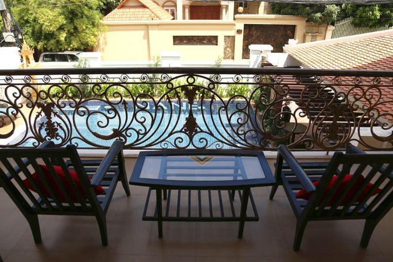 General view Villa Nane