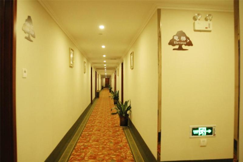 General view Greentree Alliance Shenzhen Huanan Town Hotel
