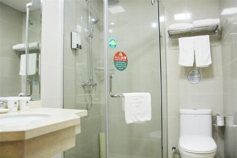 Room Greentree Alliance Shenzhen Huanan Town Hotel
