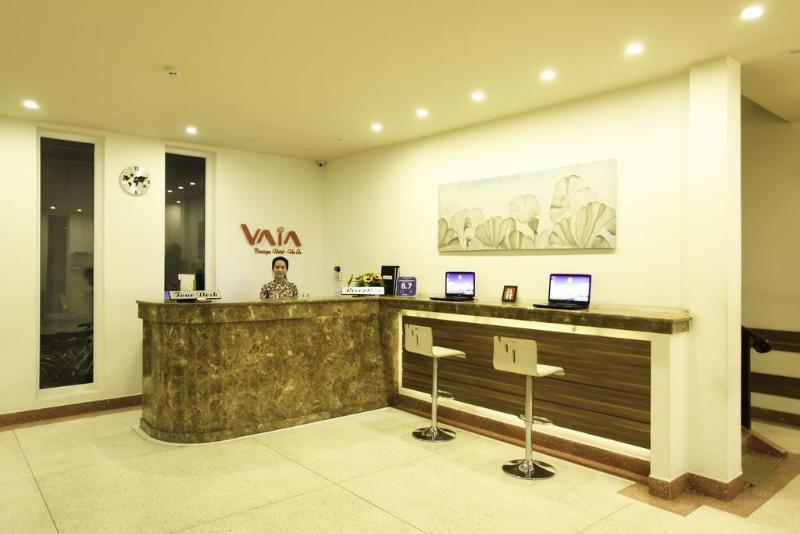 General view Vaia Boutique Hotel