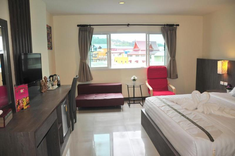 General view The Cocoon Patong