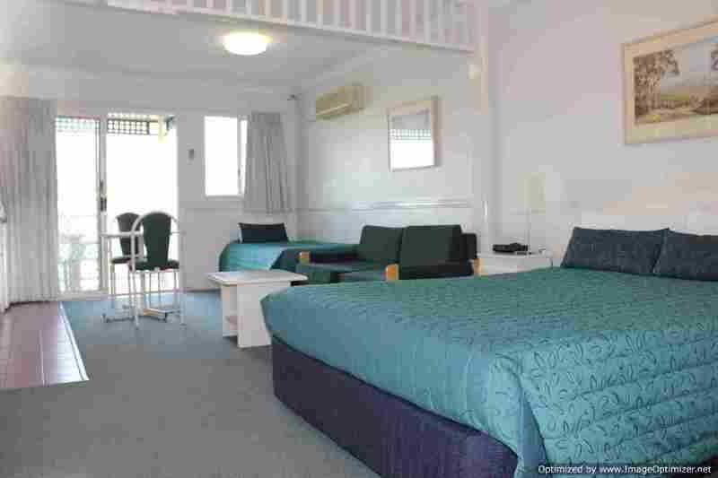 Room Toowong Central Motel