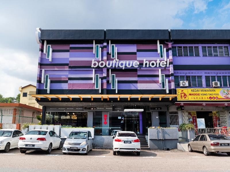 General view Rooms Boutique Hotel