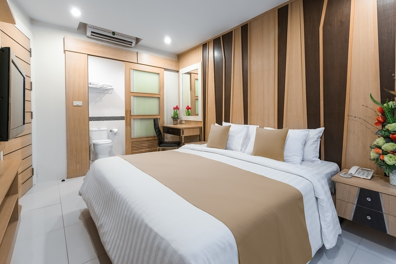 Phòng Deluxe giường đôi hoặc 2 giường đơn (Double Or Twin Deluxe)