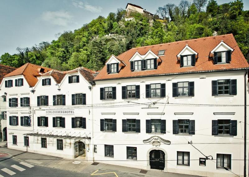 General view Schlossberghotel