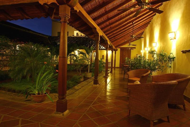 General view Patio Del Malinche