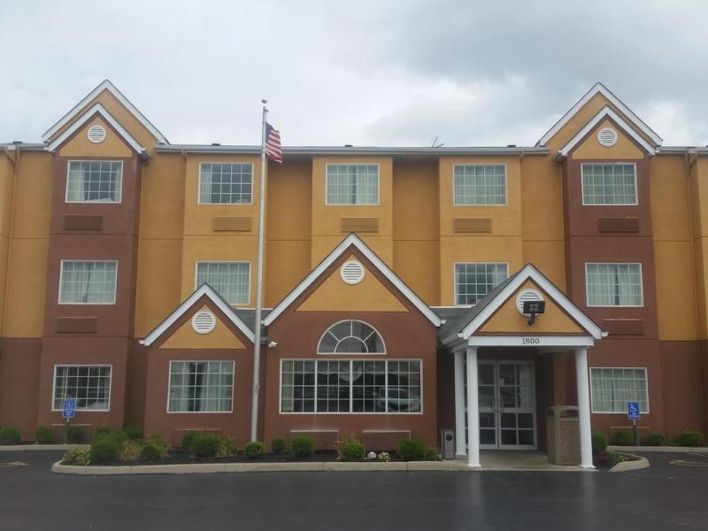 General view Quality Inn Grove City - Columbus South