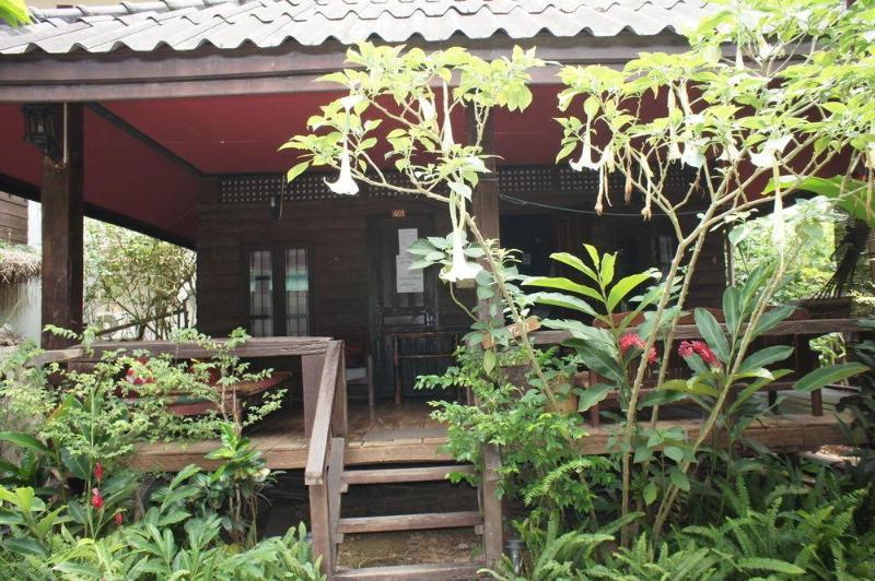 General view Champa Lao The Villa
