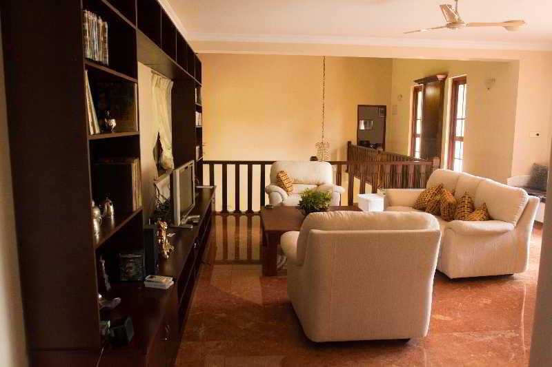 Lobby Alankara Villa
