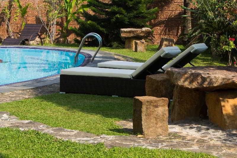 Pool Alankara Villa