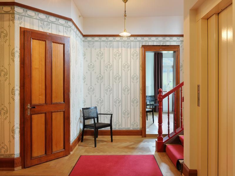 General view Jugendstil-hotel Paxmontana