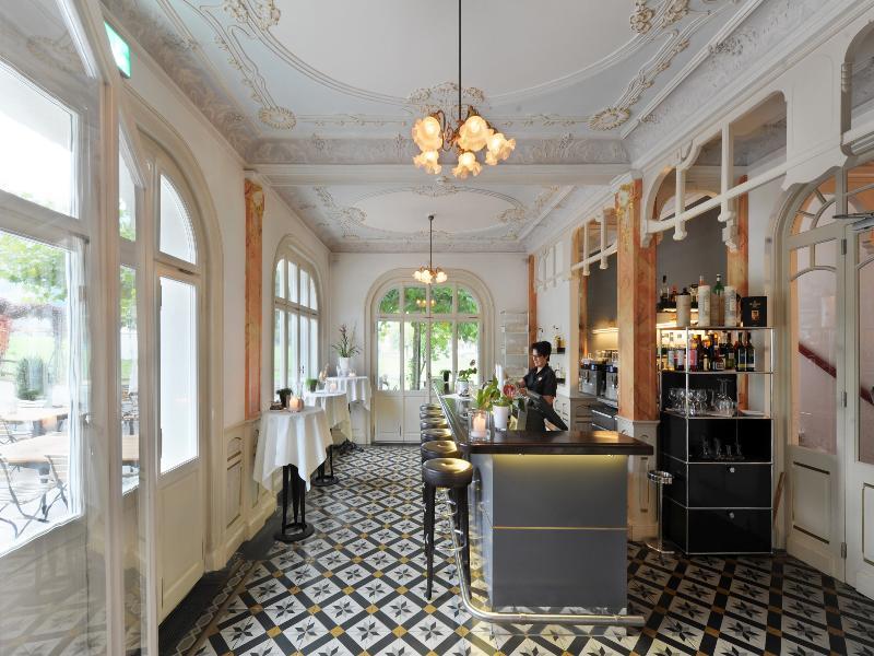 Bar Jugendstil-hotel Paxmontana