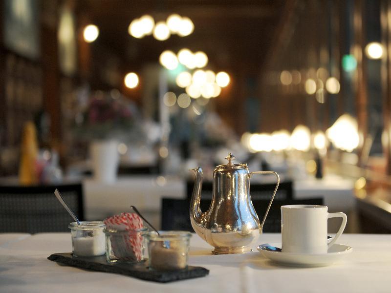 Restaurant Jugendstil-hotel Paxmontana