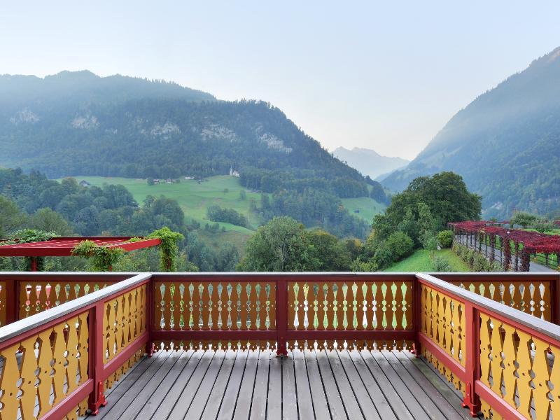 Terrace Jugendstil-hotel Paxmontana