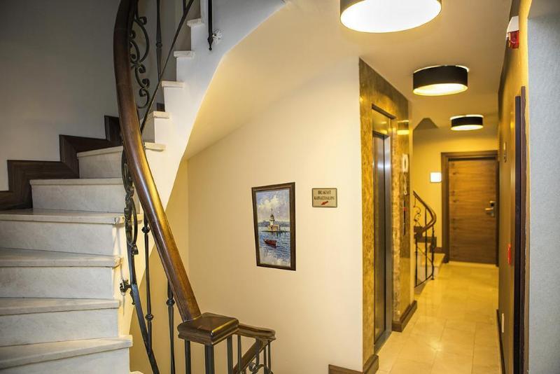 Sabra Taxim Suites - Hotel - 2