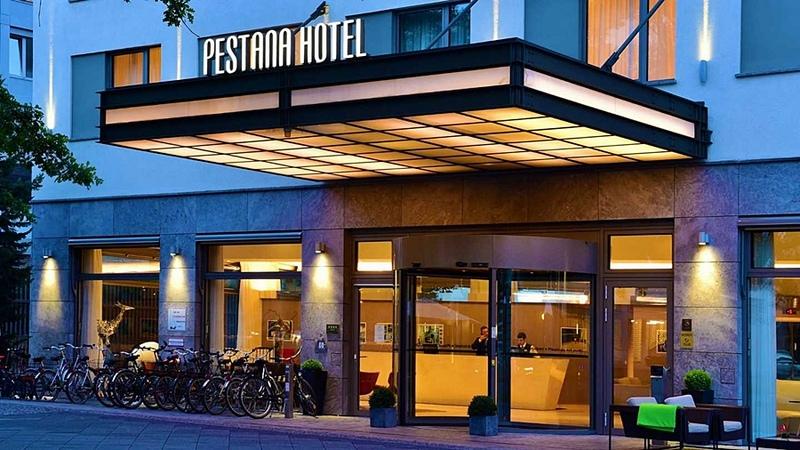 Restaurant Pestana Berlin Tiergarten