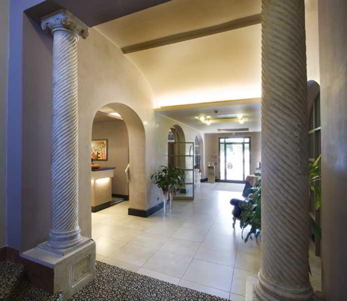 Lobby Domus Park Hotel Rome