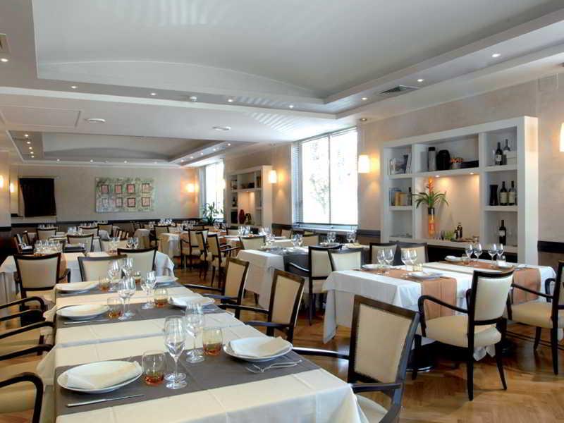 Restaurant Domus Park Hotel Rome